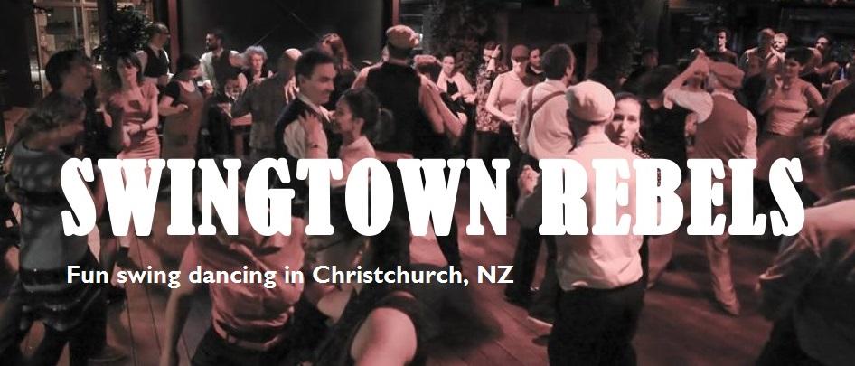 Swing dancing in Christchurch!